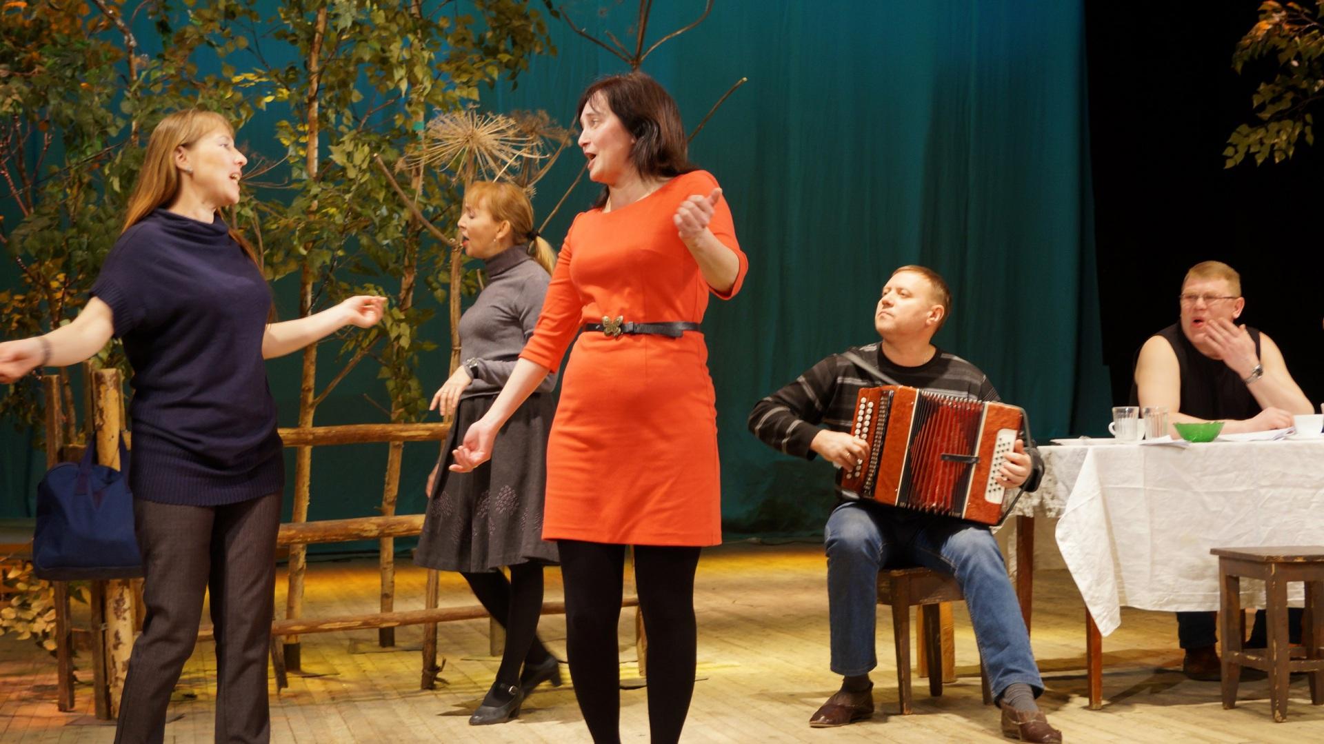 В Сыктывкаре идут последние приготовления к премьере по последней пьесе классика коми литературы