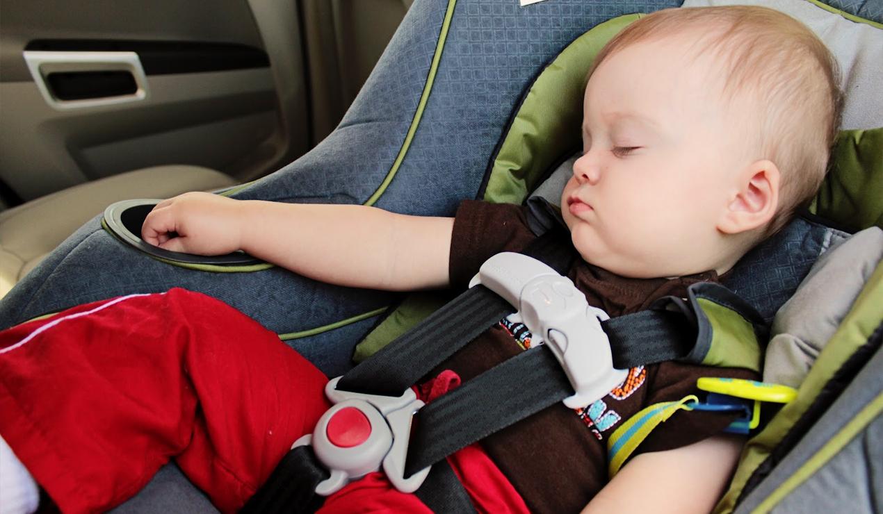 Роспотребнадзор Коми: что нужно знать о детских удерживающих устройствах