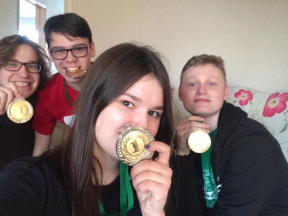 Школьная сборная Сыктывкара победила взрослых знатоков на республиканском финале