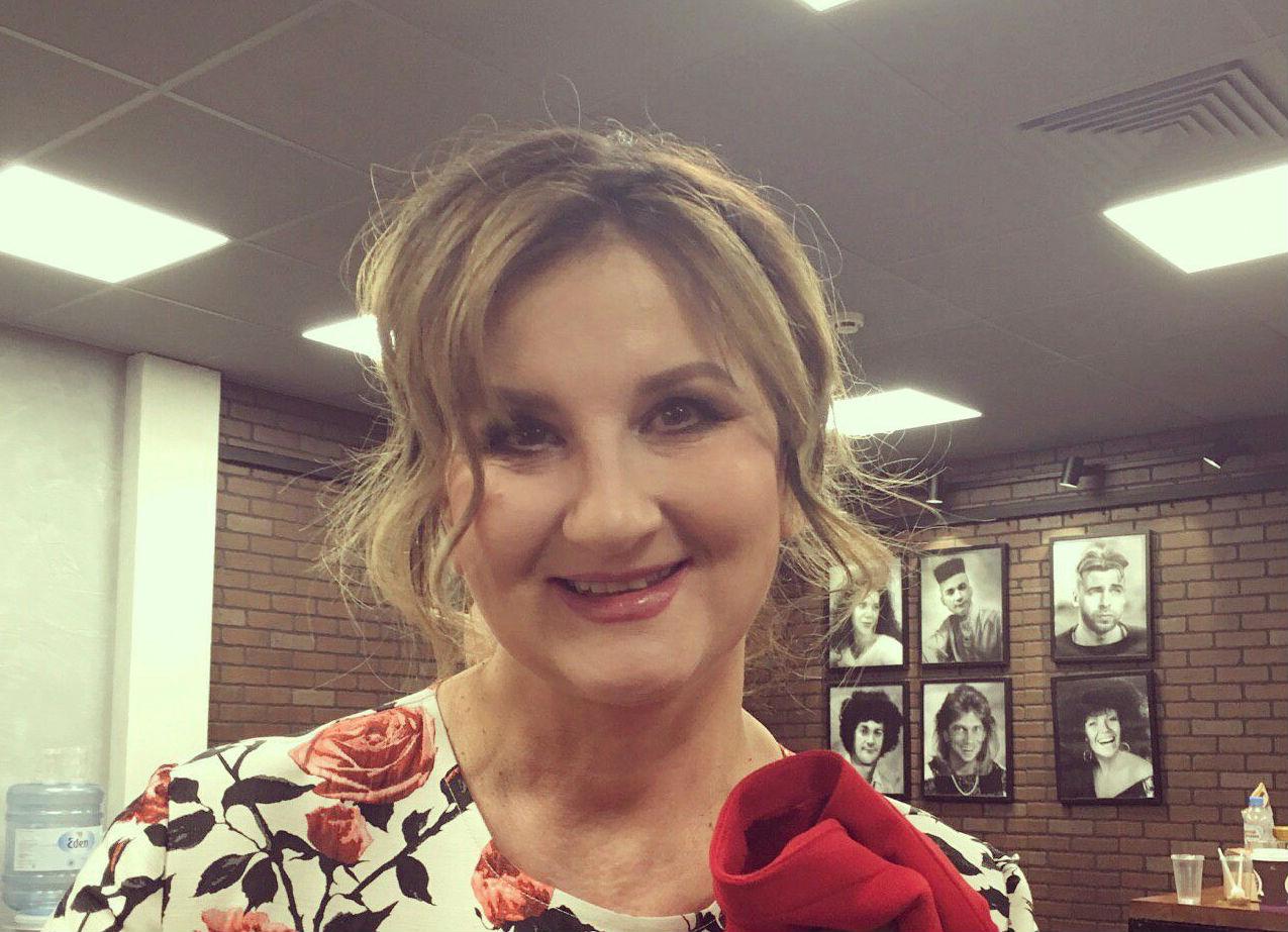 Известная в Коми ведущая, а ныне петербурженка Марина Овчинникова снялась в шоу