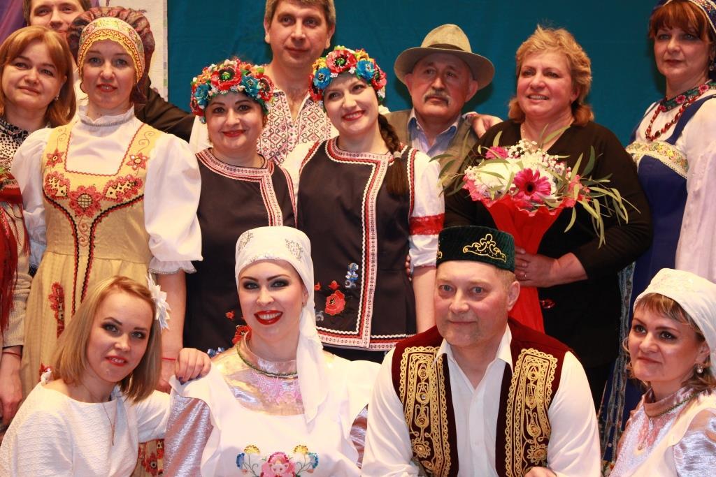 Интернациональный Театр народных традиций Вуктыла провел первые гастроли