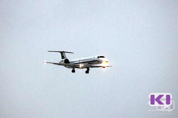 Самолеты в Тюмень и Уфу полетели из Коми в ночь на 3 апреля