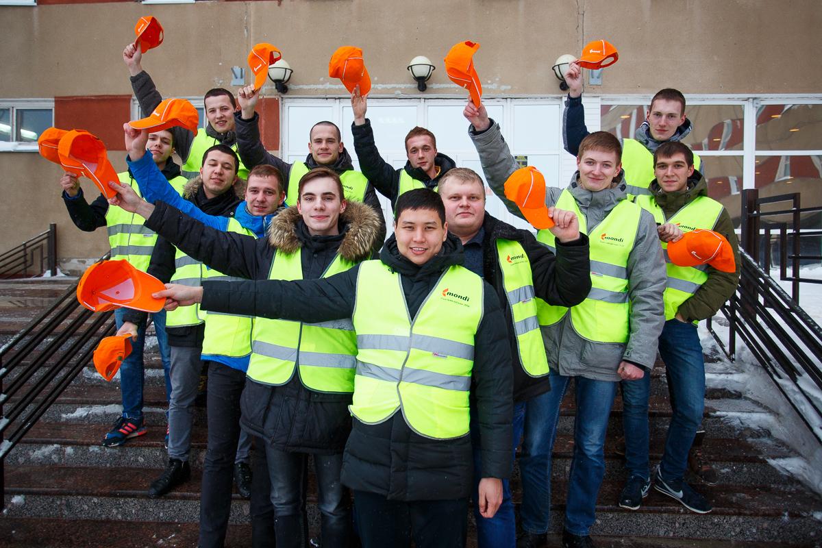 Монди СЛПК стал призером Всероссийского конкурса за лучший проект по работе со студентами