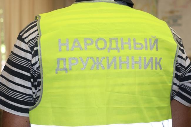 Народные дружинники в Коми получат светоотражающие жилеты