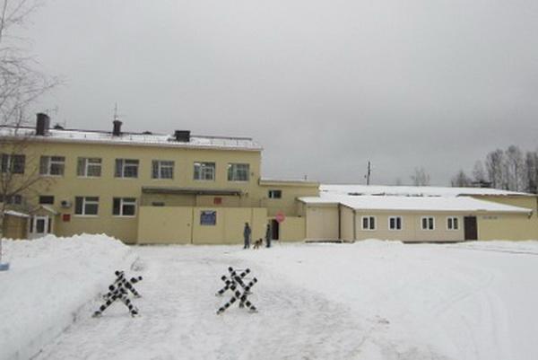 В Сыктывкарском СИЗО искали бомбу