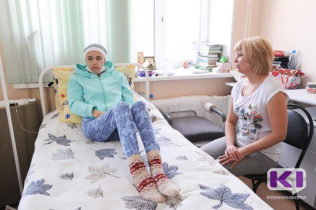 Спасти ребенка: воркутинке Юлии Галиевой за день марафона собрано более 150 тысяч рублей