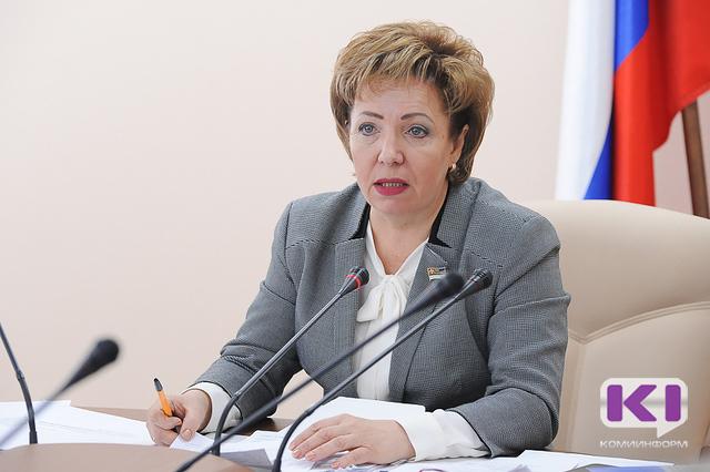 Развитие образования в Сосногорском районе - в фокусе внимания Госсовета Коми