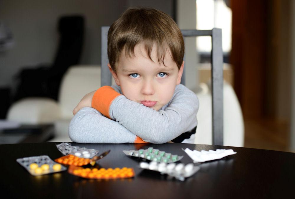 В Сыктывкаре 10-летний мальчик отравился  феназепамом