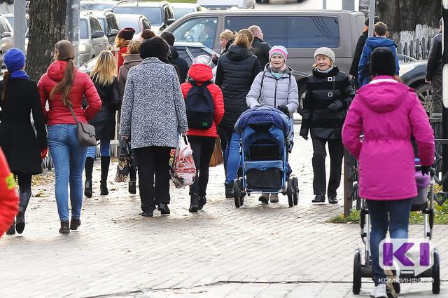 Жителей Коми призывают внести идеи в Стратегию развития России