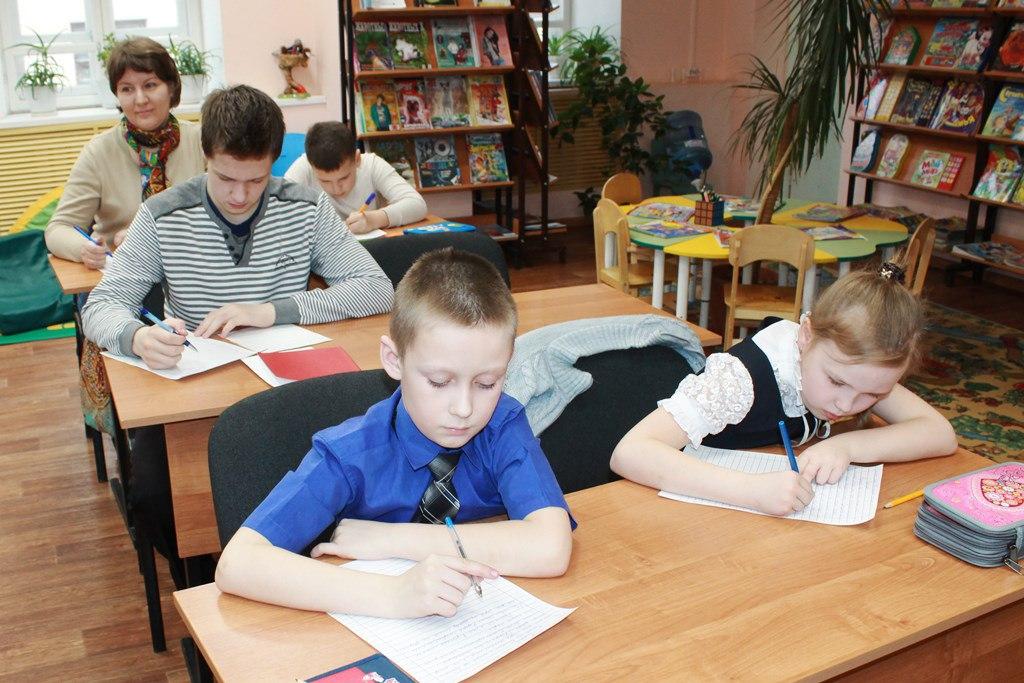 Сыктывкарские дети написали