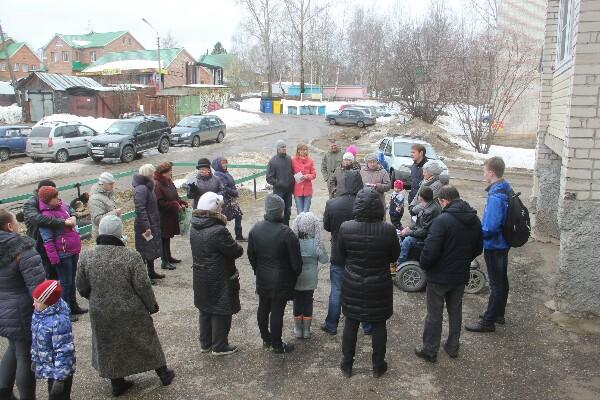 Городская среда: Жителям Ручейной в Сыктывкаре рассказали, сколько они должны будут заплатить  за установку дворовых площадок