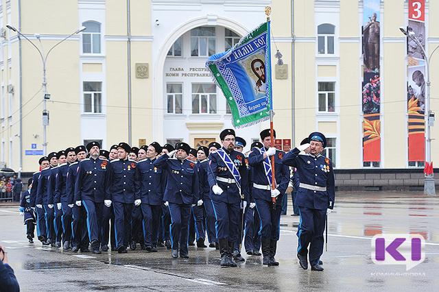 Казаки после Пасхи выйдут патрулировать улицы Сыктывкара