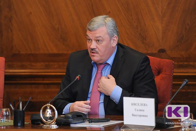 Сергей Гапликов не против запрета компьютерных игр в школах Коми