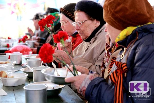 В Коми 42 ветерана примут участие в торжественных мероприятиях ко Дню Победы