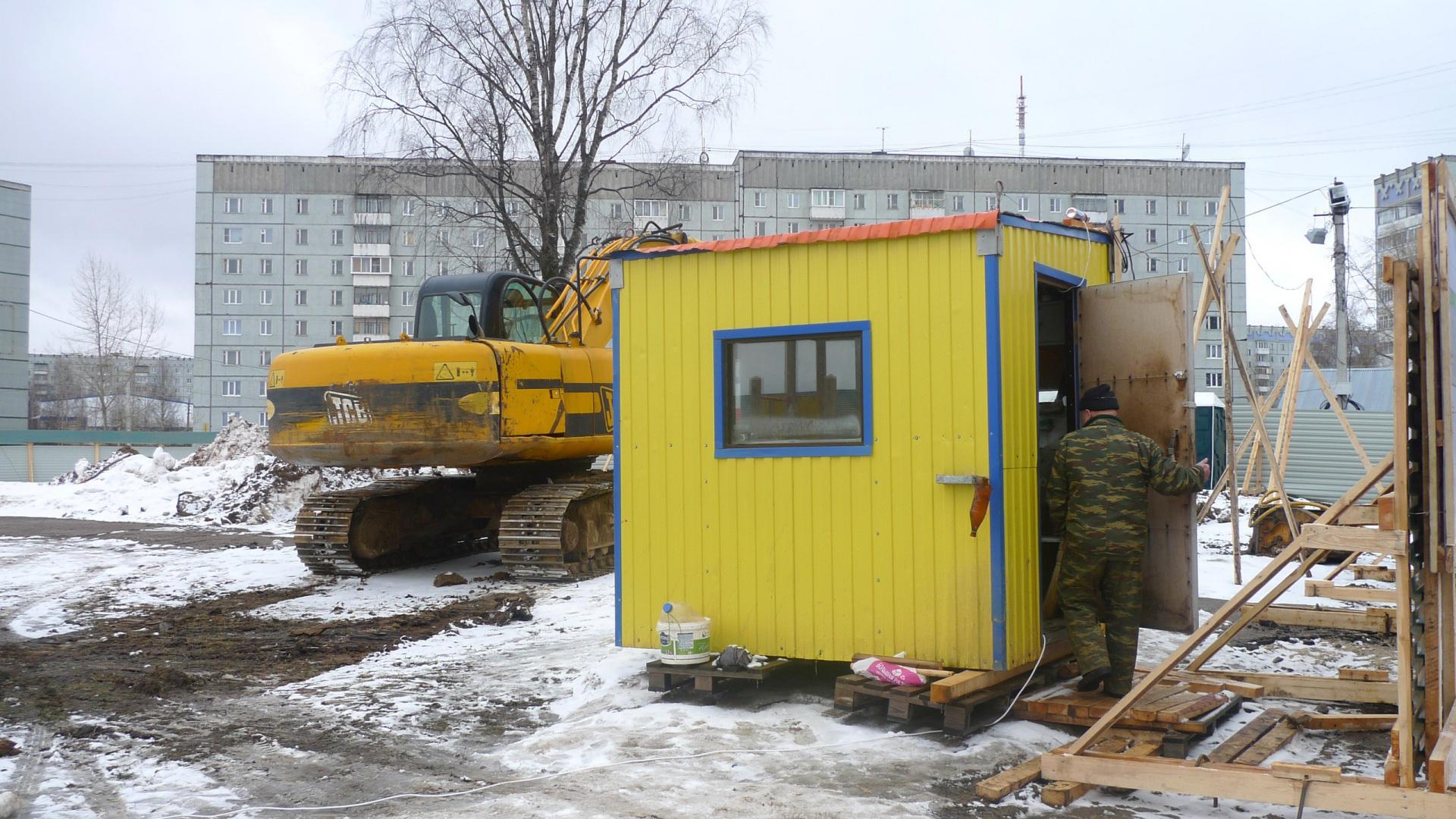 Мэр Сыктывкара поддержал строительство автостоянки на пересечении Тентюковской и Петрозаводской