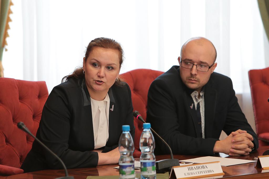 Сергей Гапликов поддержал инициативы Коми регионального отделения Общероссийского народного фронта