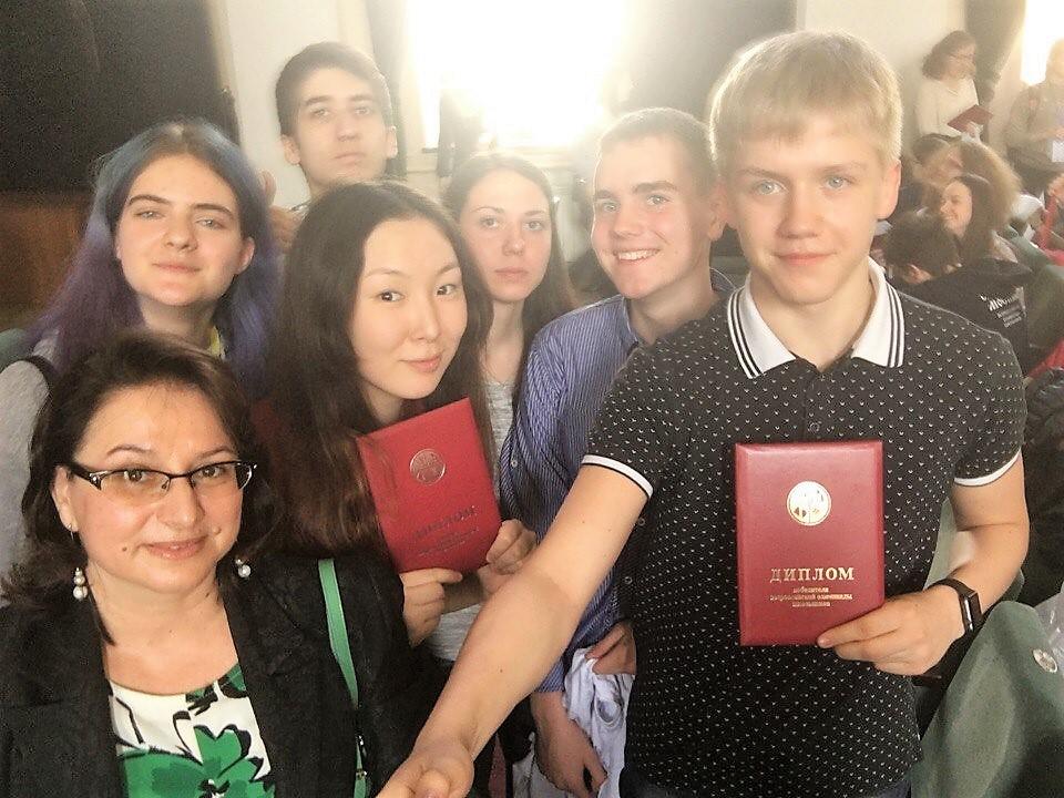 Сыктывкарский школьник выиграл Всероссийскую олимпиаду по английскому языку