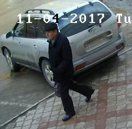 ВСыктывкаре схвачен мужчина, который калечил чужие авто