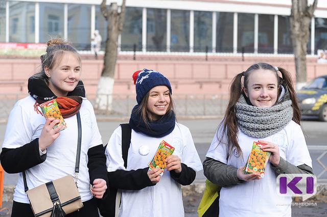 Сыктывкарцев призвали осознанно высадить на клумбах символ воинской доблести и славы