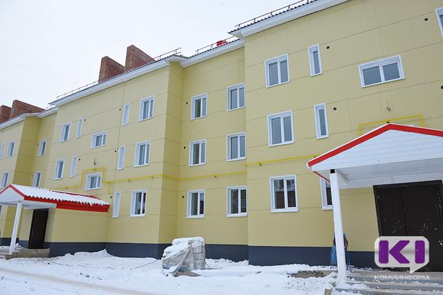Программа по строительству доступного жилья не выполнена