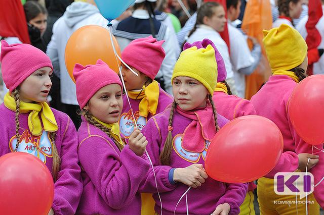 В честь Дня победы гулянья в Сыктывкаре развернутся в Кировском парке и возле центрального бассейна