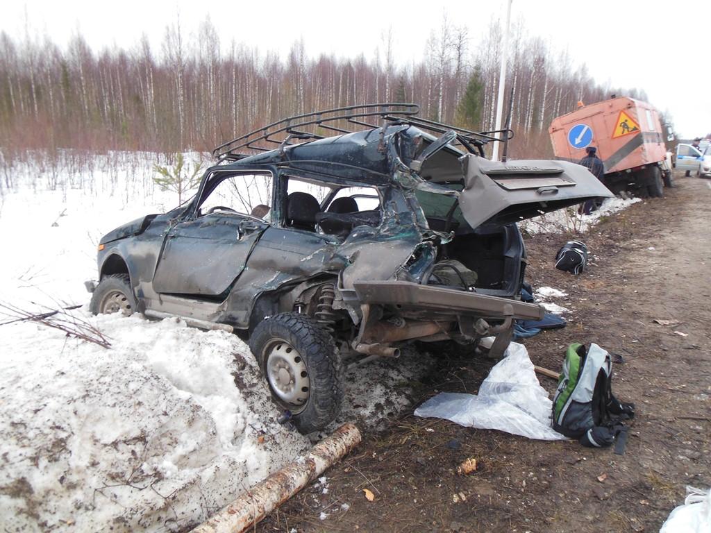 В ДТП в Сысольском районе погибли кировчане / подробности/
