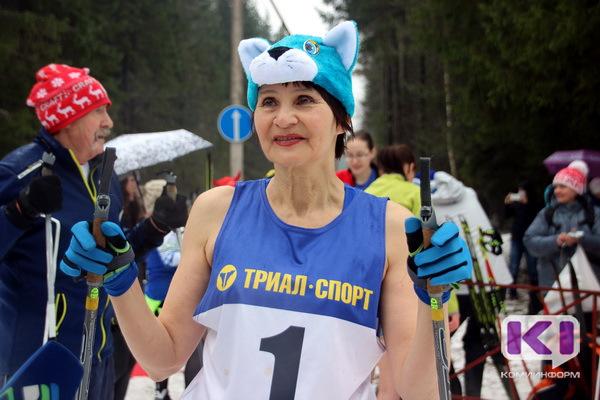 Верка Сердючка и Джокер закрыли лыжный сезон в Коми