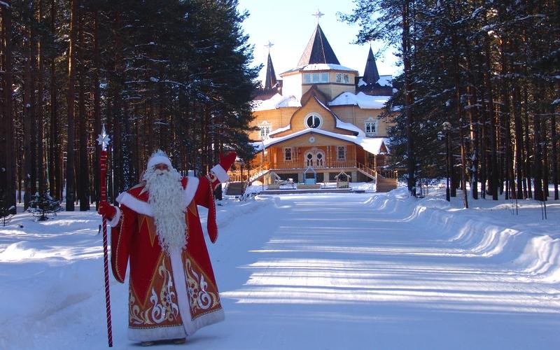 Вотчина Деда Мороза и Финно-угорский этнопарк готовят совместные туры