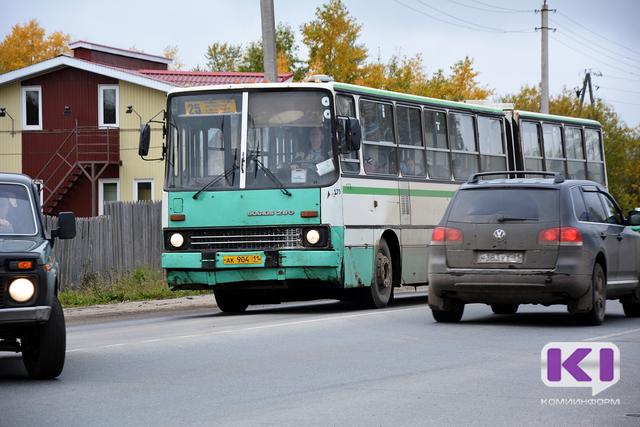 Минимальные тарифы тормозят рынок пассажирских автоперевозок в Коми