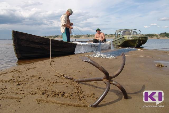 В Коми вступят в силу весенние запреты на рыбную ловлю