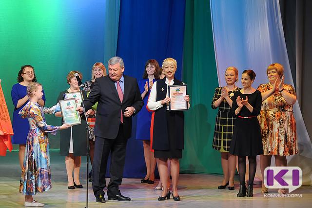 Учителем года признана преподаватель музыки из Воркуты Настасья Лукина