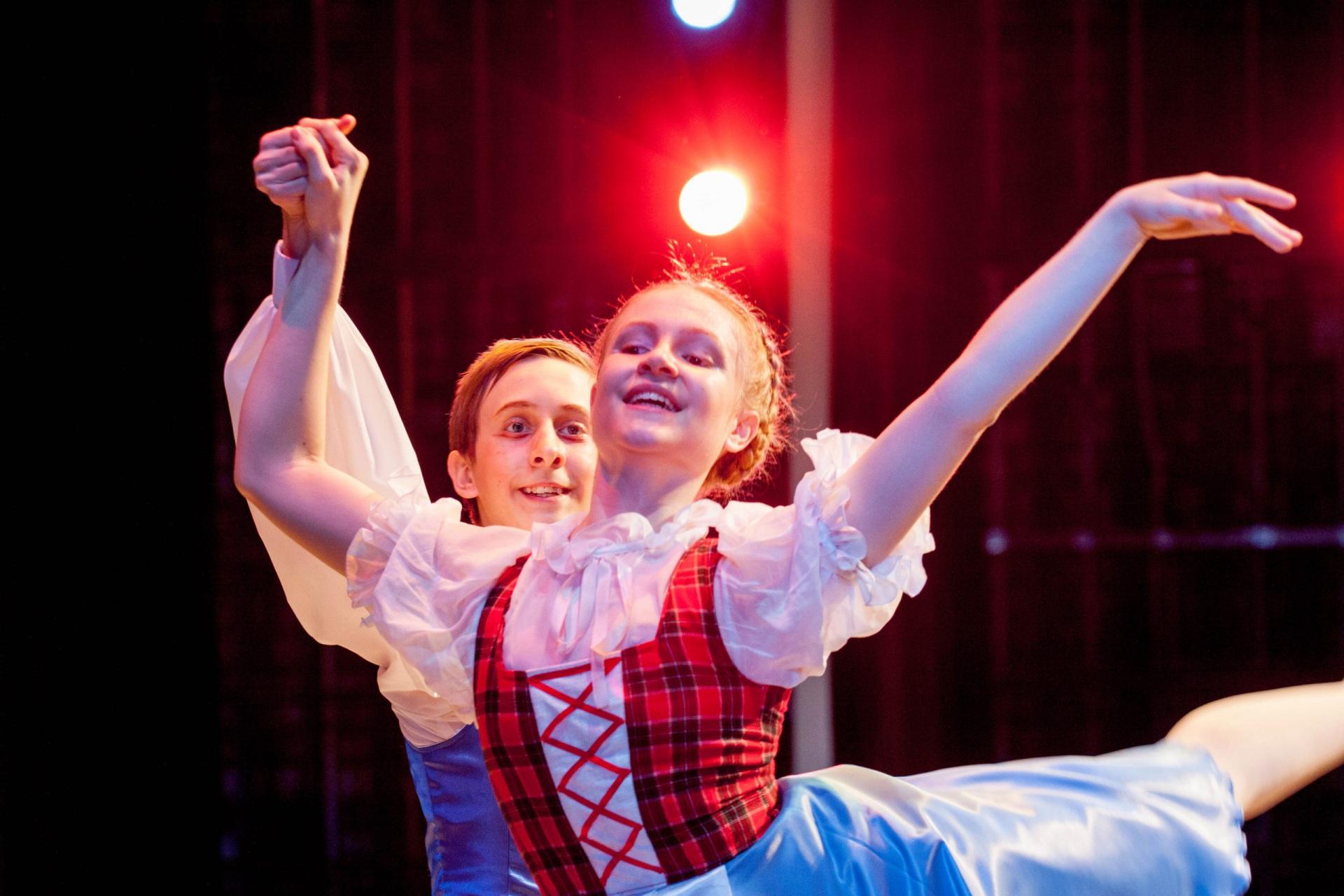 Два воспитанника Гимназии искусств станцуют на сцене Большого театра