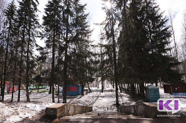 Общественники призывают возродить предназначение Мичуринского парка в Сыктывкаре