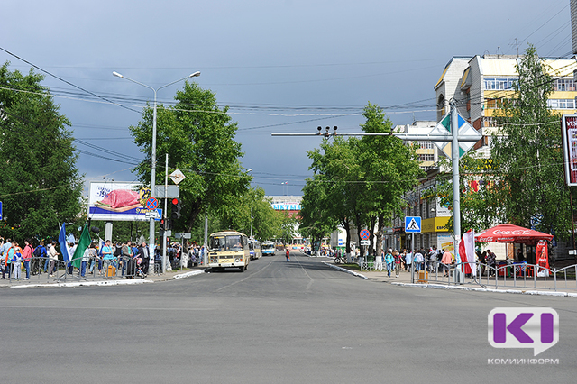 Концепцию облагораживания главной улицы столицы Коми обсудят публично
