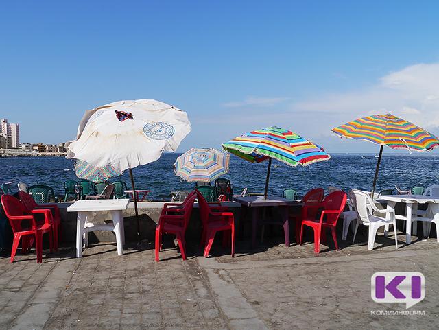 Жители Коми по-прежнему предпочитают отдыхать в Турции и Тунисе