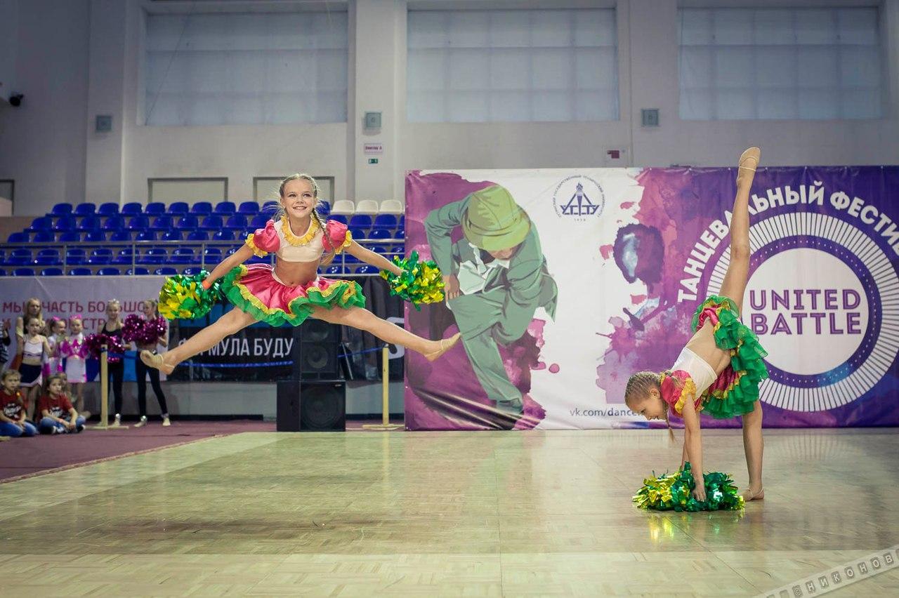 Ухтинская команда по чир-спорту отправится на всероссийские соревнования