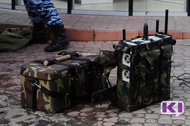 В гостинице Троицко-Печорска обнаружили пакет с проводами