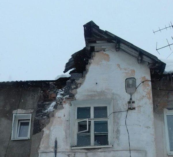 В Печоре полностью восстановили обрушившийся дом