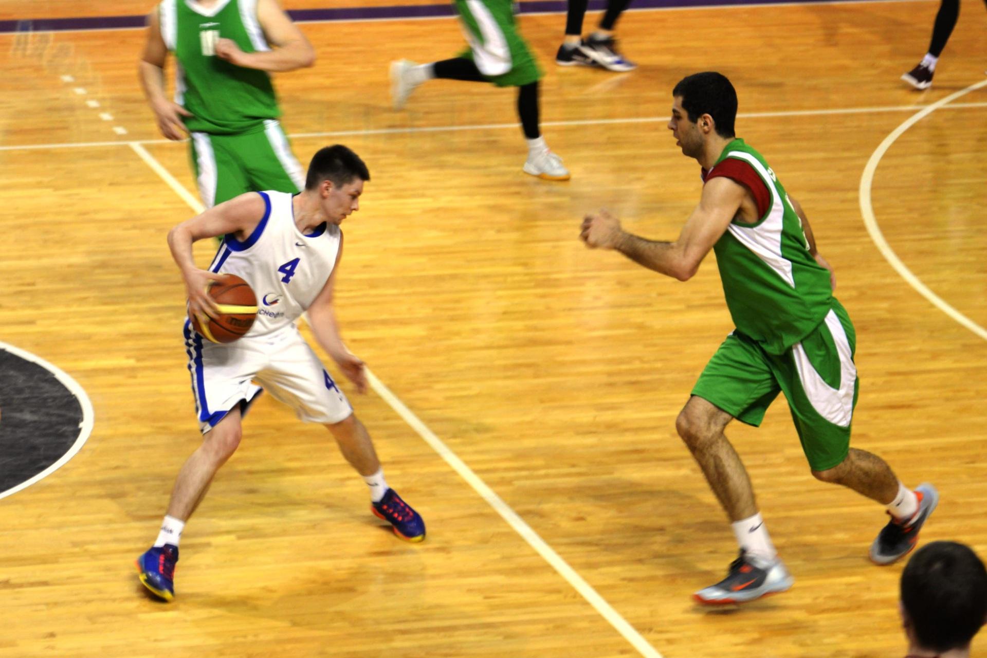 Баскетболисты АО