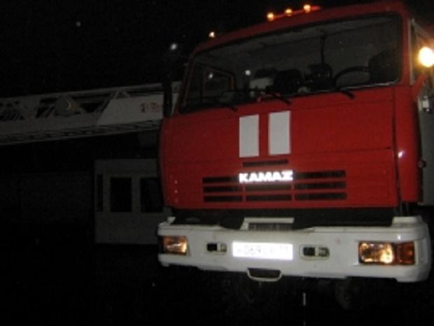 Двое жителей Вуктыла спасены на пожаре