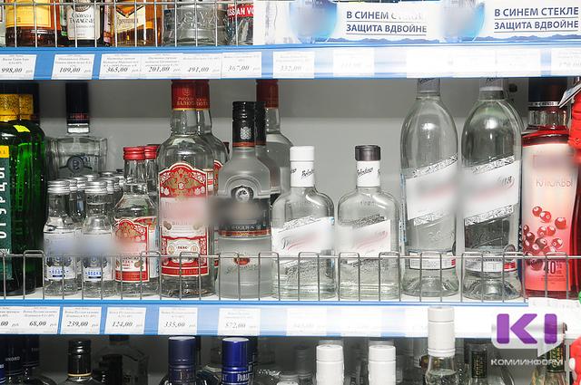 Минимальная стоимость бутылки водки вырастет на15 руб.