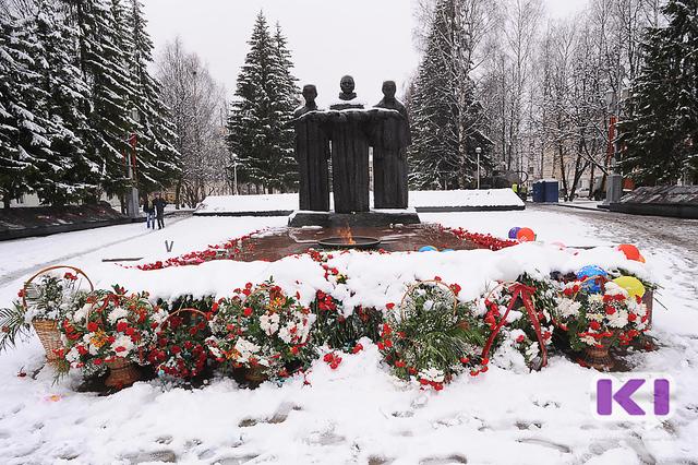 "Коми повторила ""снежный рекорд"" прошлого века"