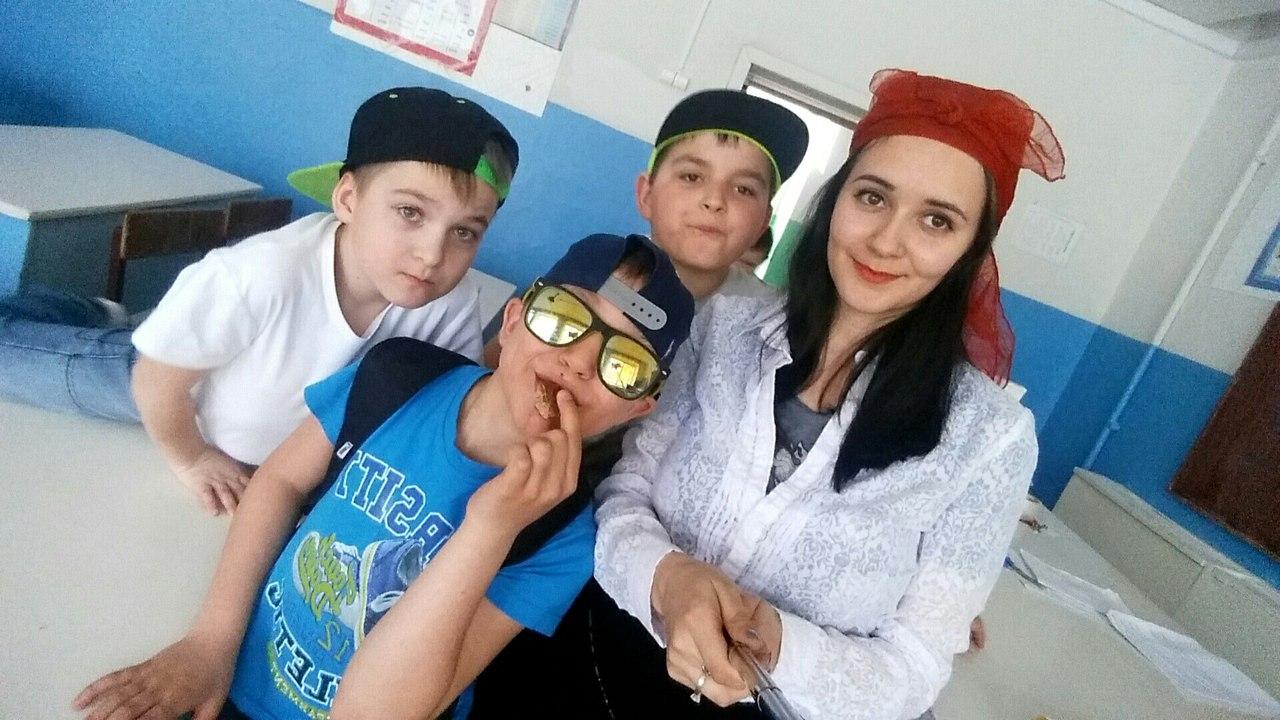 """В Усогорской школе появился ученик-""""иностранец"""""""