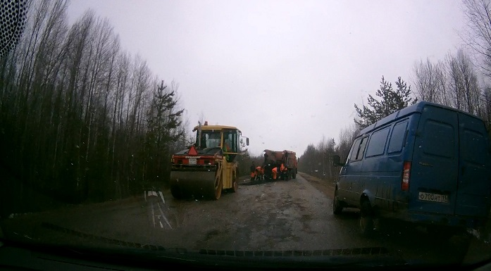 Названы города Центральной РФ ссамыми никчемными дорогами