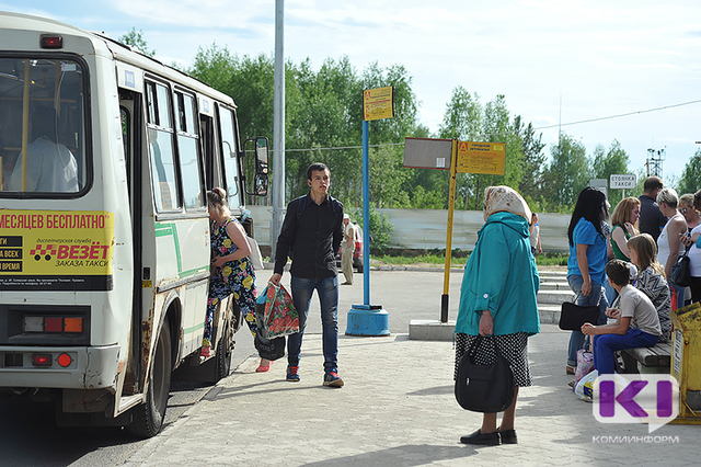 Жители Сыктывкара усомнились в подлинности контрольных билетов в автобусах