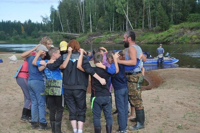 Конкурс палаточных лагерей