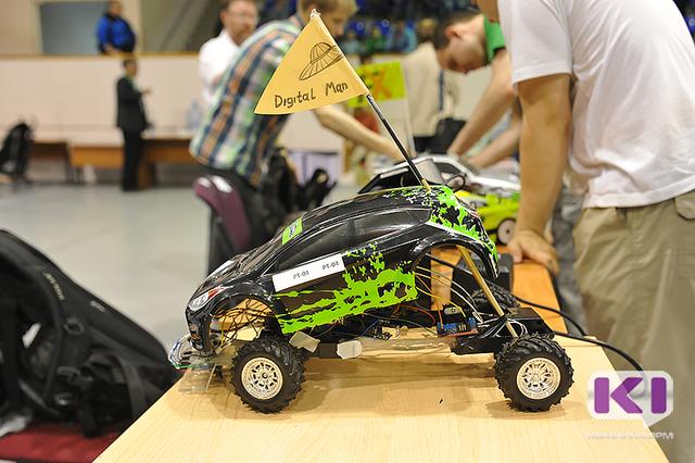 На региональном этапе Всероссийской робототехнической олимпиады  в Коми за звание лучшего поборются более 100 команд
