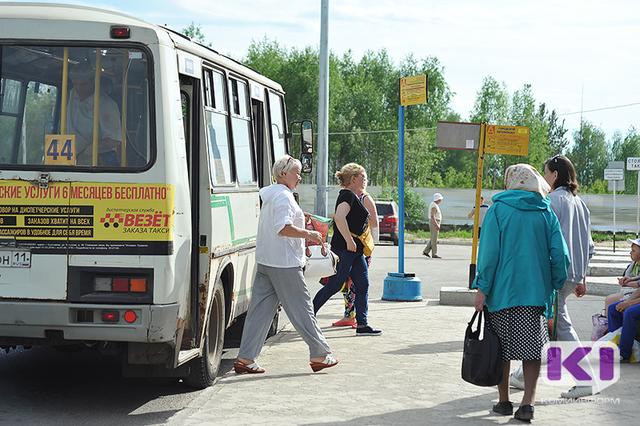 В Сыктывкаре с 1 июня вводятся автобусные проездные билеты
