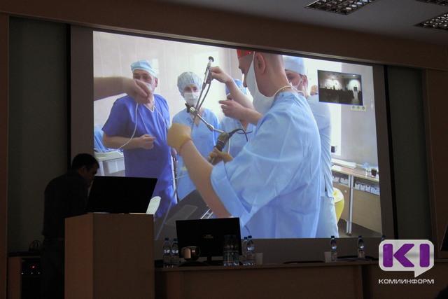 Хирург из Италии  провел в Сыктывкаре уникальную операцию
