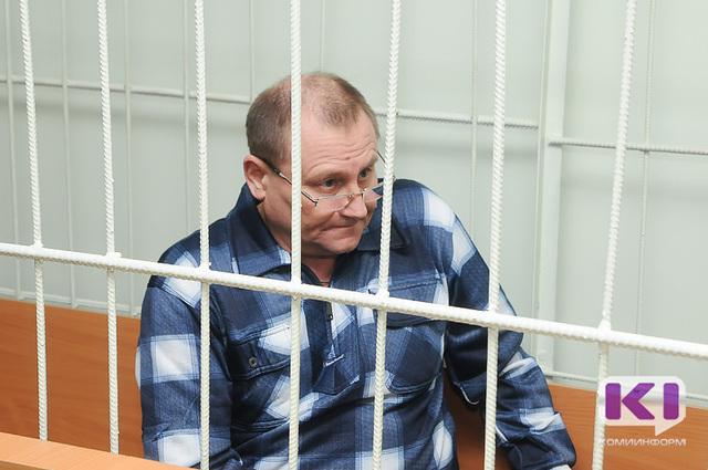 Сыктывкарский суд вернул следствию дело Протопопова и его подчиненных о хищении бетонных плит